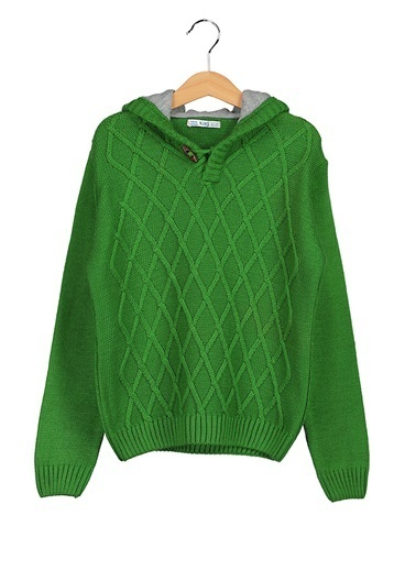 Fresh Company Kazak Yeşil